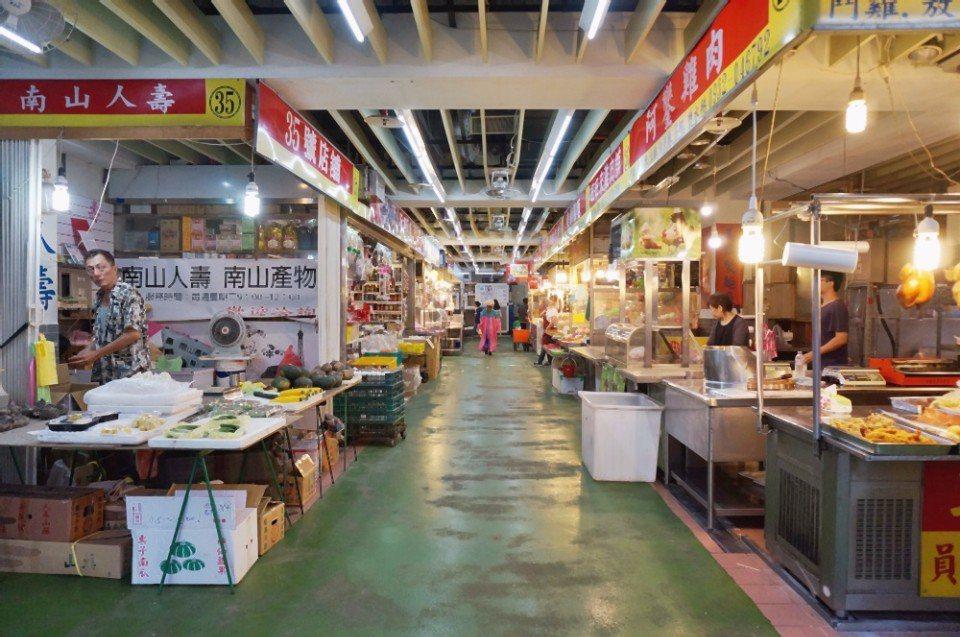 三峽市場。(攝影/林郁姍)