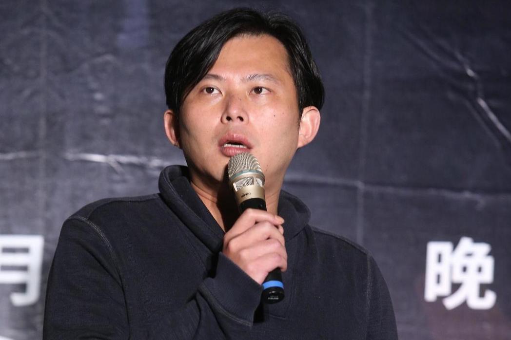 時代力量立委黃國昌。 本報資料照片