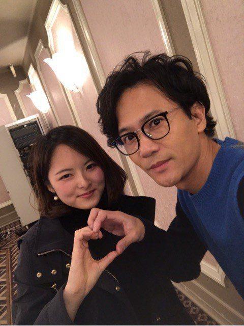稻垣吾郎在推特上宣布迎娶KANA。圖/摘自推特