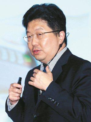 異康集團暨青興資本首席資深顧問楊應超 記者林俊良/攝影