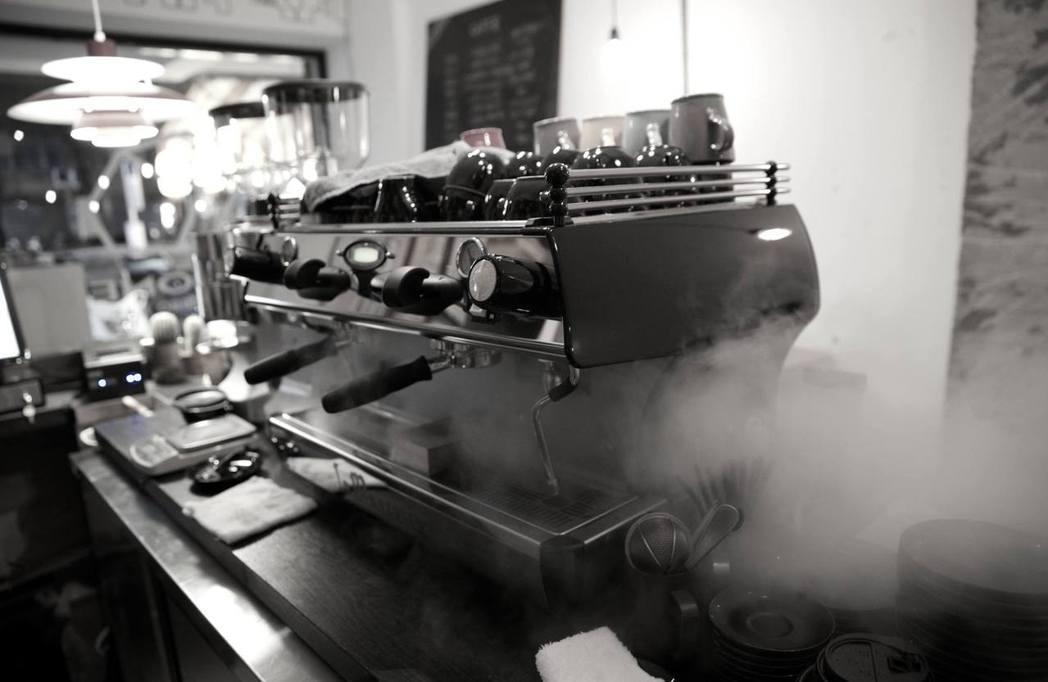 圖/摘自「STONE espresso bar & coffee roaster...