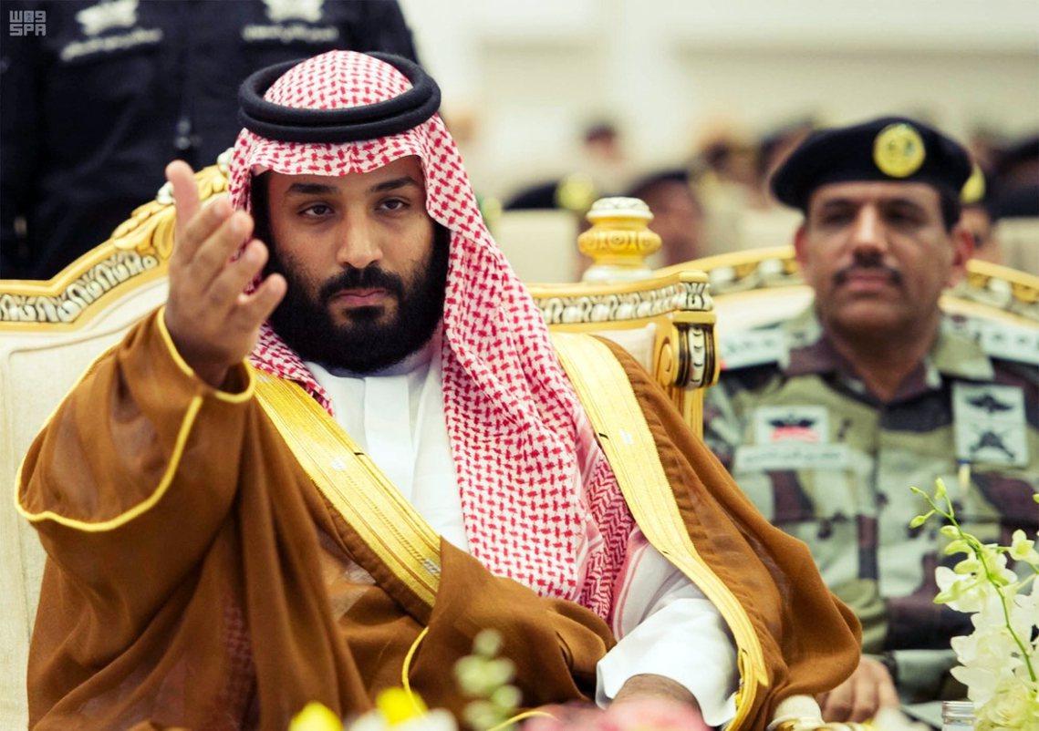 集中王權,沙烏地王儲薩爾曼(圖)狠心下了重手! 圖/路透社