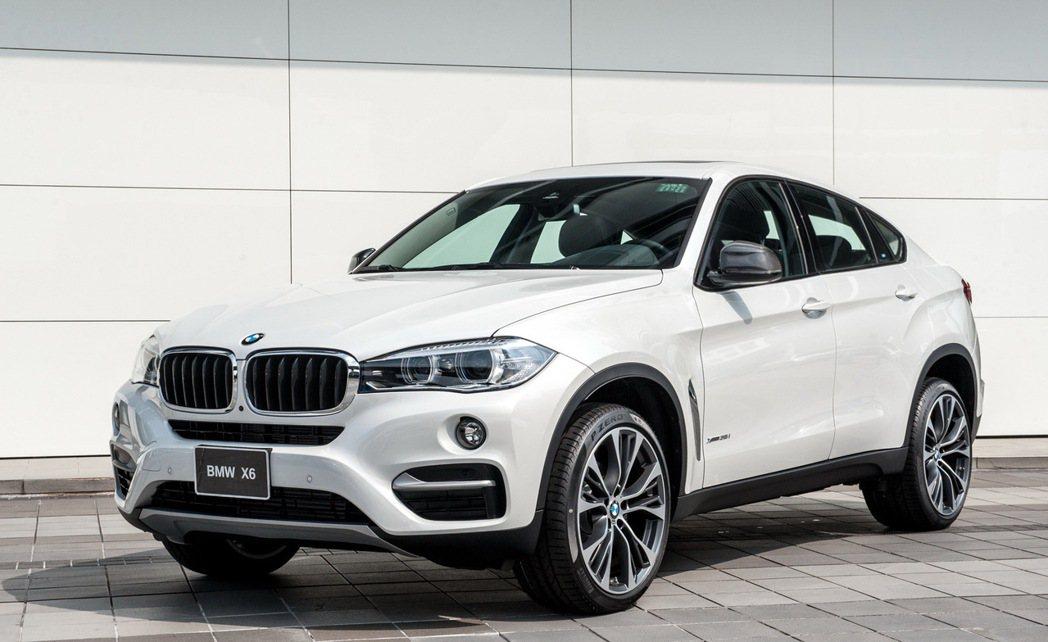 BMW X6 M Performance 特仕版 限量免費升級M Perform...