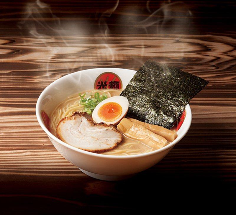 熟成光麺∼東京豚骨醤油(熟成光麵∼東鯨豚骨醬油拉麵 )¥780/店家自豪的豚骨湯...