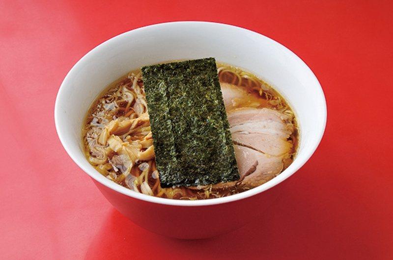 中華そば(中華蕎麥麵)¥830/汲取鹿兒島產的黑豬肉及淡海嫩雞精華,並加入魚貝類...