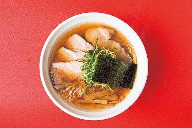 肉醤油(肉醬油拉麵)¥1000/嚴選淡海地雞中的嫩雞及和風醬汁一起燉煮,並耗費4...