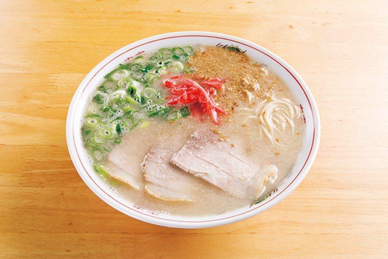 ラーメン(拉麵)¥600/不會太過強烈的清淡味道正是安全食堂得到「就算每天吃也不...