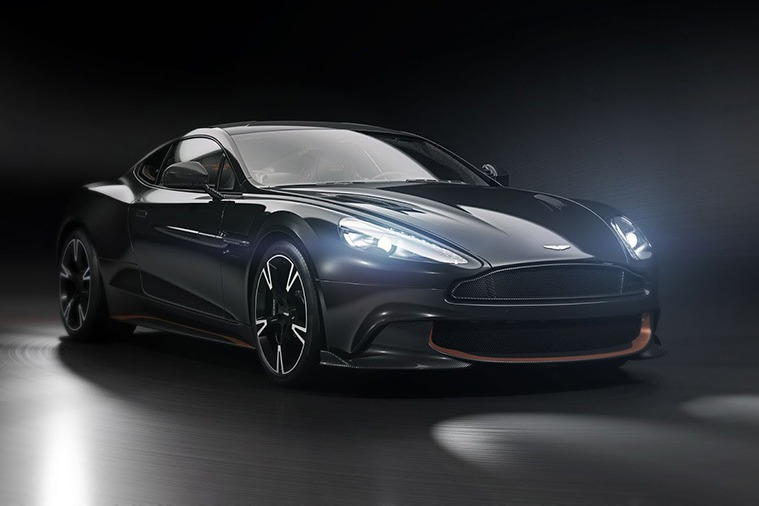 Aston Martin推出最終限量版Vanquish S Ultimate超跑