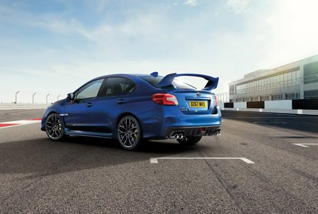 最後150輛Subaru WRX STI Final Edition特仕車上市