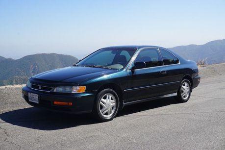 1996年的雙門Accord 竟賣到10萬美金!