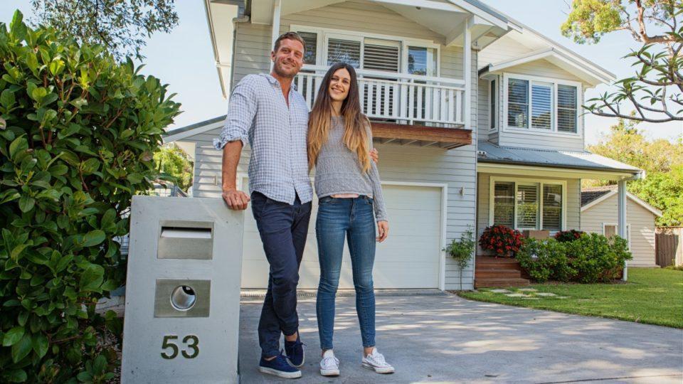 千禧世代晚買房,下手一步到位。
