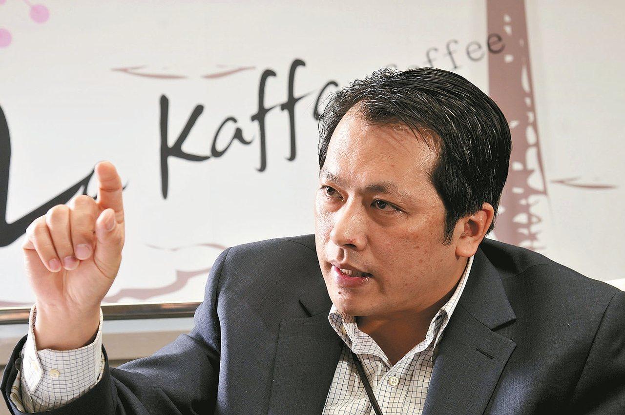 日出茶太創辦人、六角國際董事長王耀輝。報系資料照
