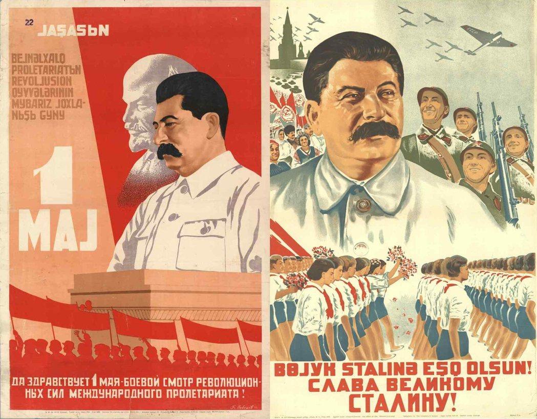 經過一番對革命歷史的「重新整頓」與「再詮釋」,史達林將自己塑造為革命的領袖、十月...