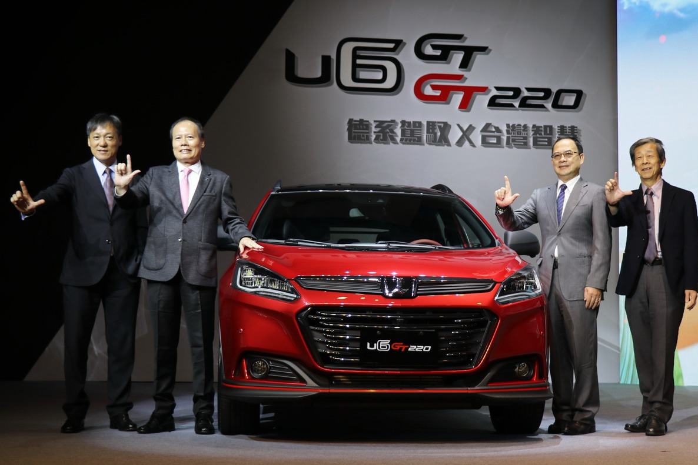 Luxgen全新U6 GT& GT220正式上市 售價再降4千至2萬