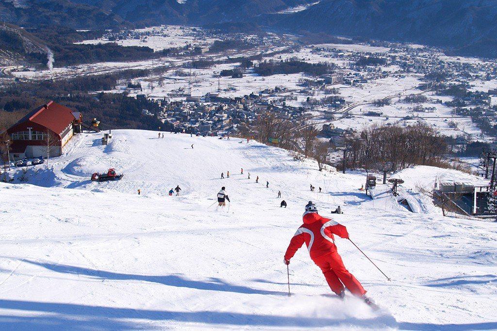 日本韓國滑雪自助推薦|圖片來源:Tripbaa趣吧!達人帶路