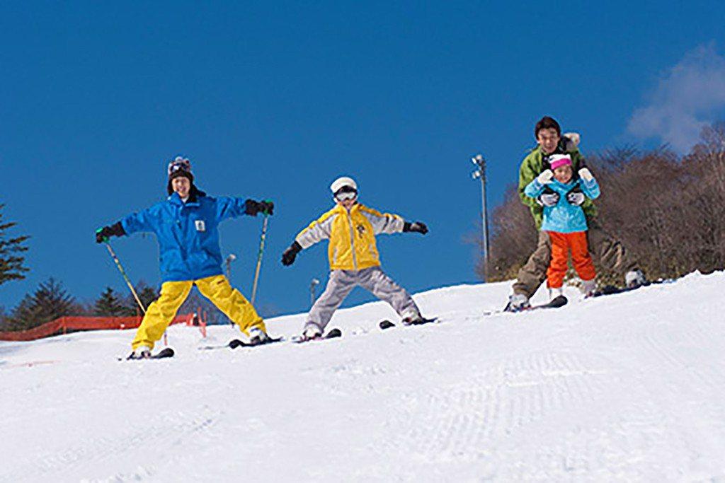 日本滑雪推薦-富士山Yeti滑雪場|圖片來源:Tripbaa趣吧!達人帶路