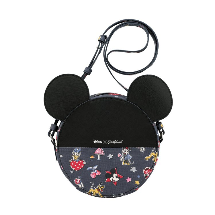 Cath Kidston X Mickey and Friends米奇造型小包...