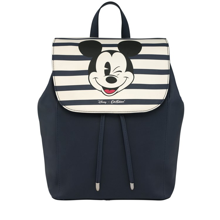 Cath Kidston X Mickey and Friends皮革後背包,...