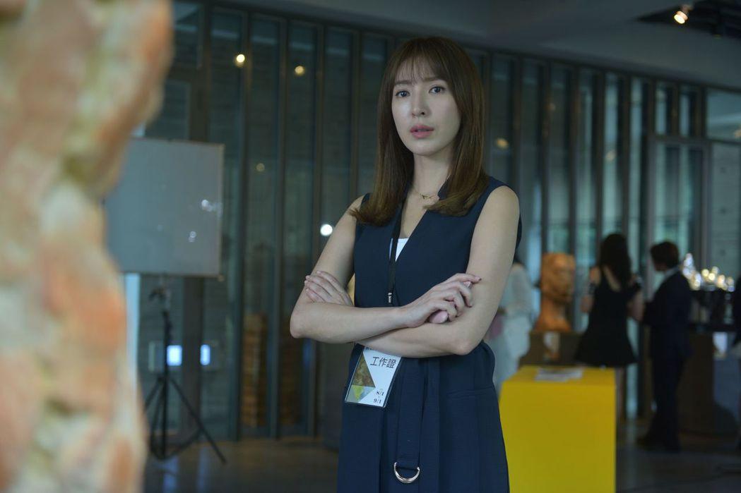 楊謹華主演的「生活是甜蜜」入圍亞洲電視大獎。圖/台視提供