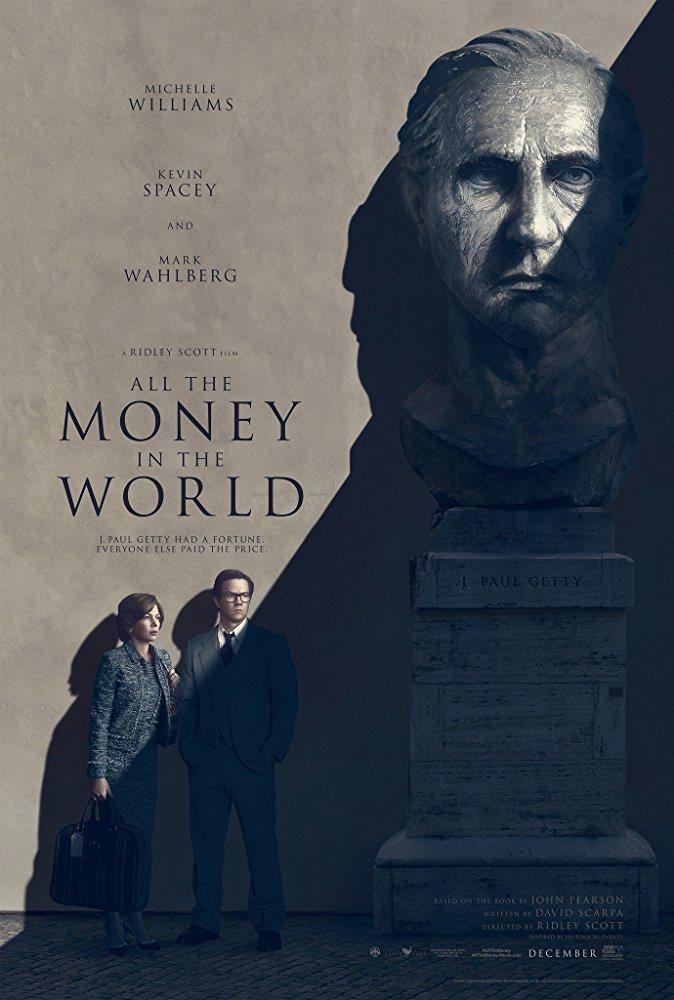 「金錢世界」原版海報本已打上凱文史貝西的名字。圖/摘自imdb