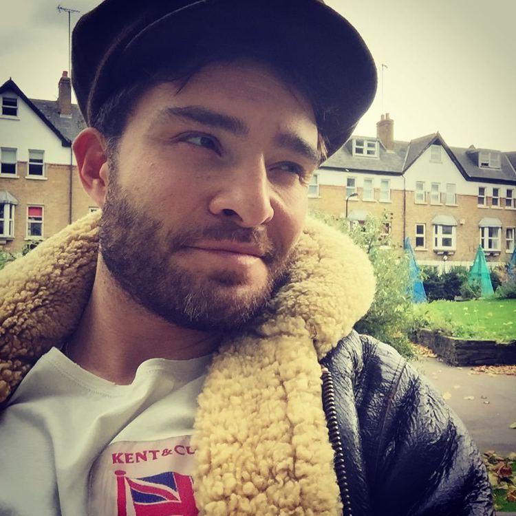 Ed Westwick。圖/擷自instagram