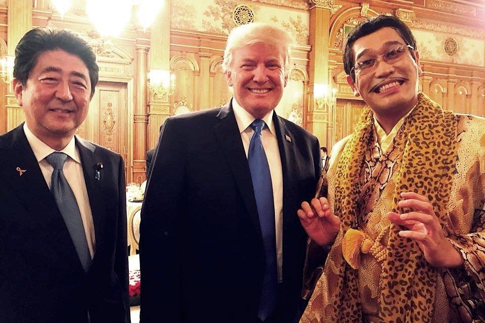 安倍首相和日本政府徹底的「款待」,究竟是巧妙外交?抑或是諂媚的「土下座外交」呢?...