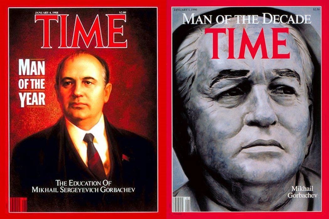 關鍵年代人物:戈巴契夫的「改革」為革命注入新的能量;「改革」才是1917年革命和...