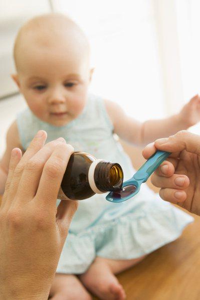 嬰幼兒若有咳、痰、喘等徵狀,千萬別輕忽只是小感冒! 圖片/ingimage