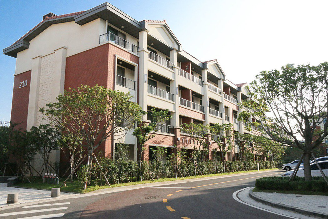 大型社區式的神話世界盛捷服務公寓,舒適又完善的住宿環境。
