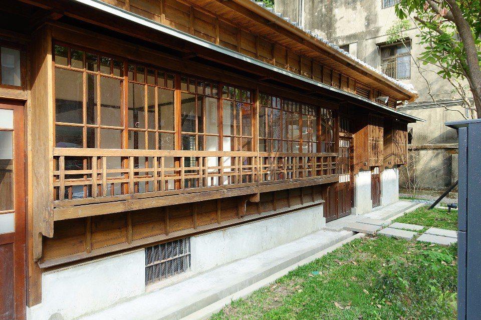記錄著台中文學歷史發展軌跡的「台中文學館」。(Flickr授權作者-Forgem...