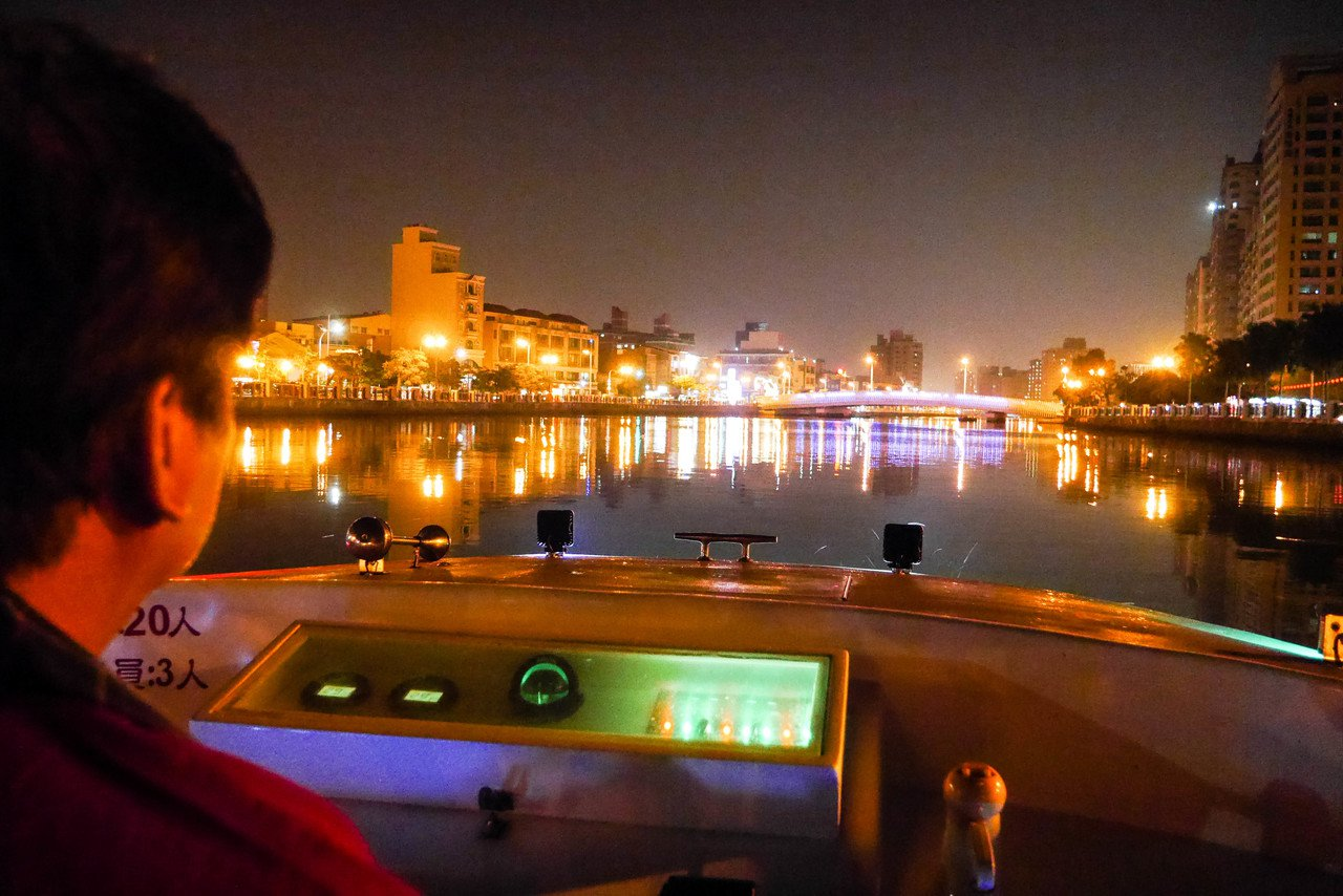 台南市下月將推出運河遊船體驗。記者鄭維真/攝影
