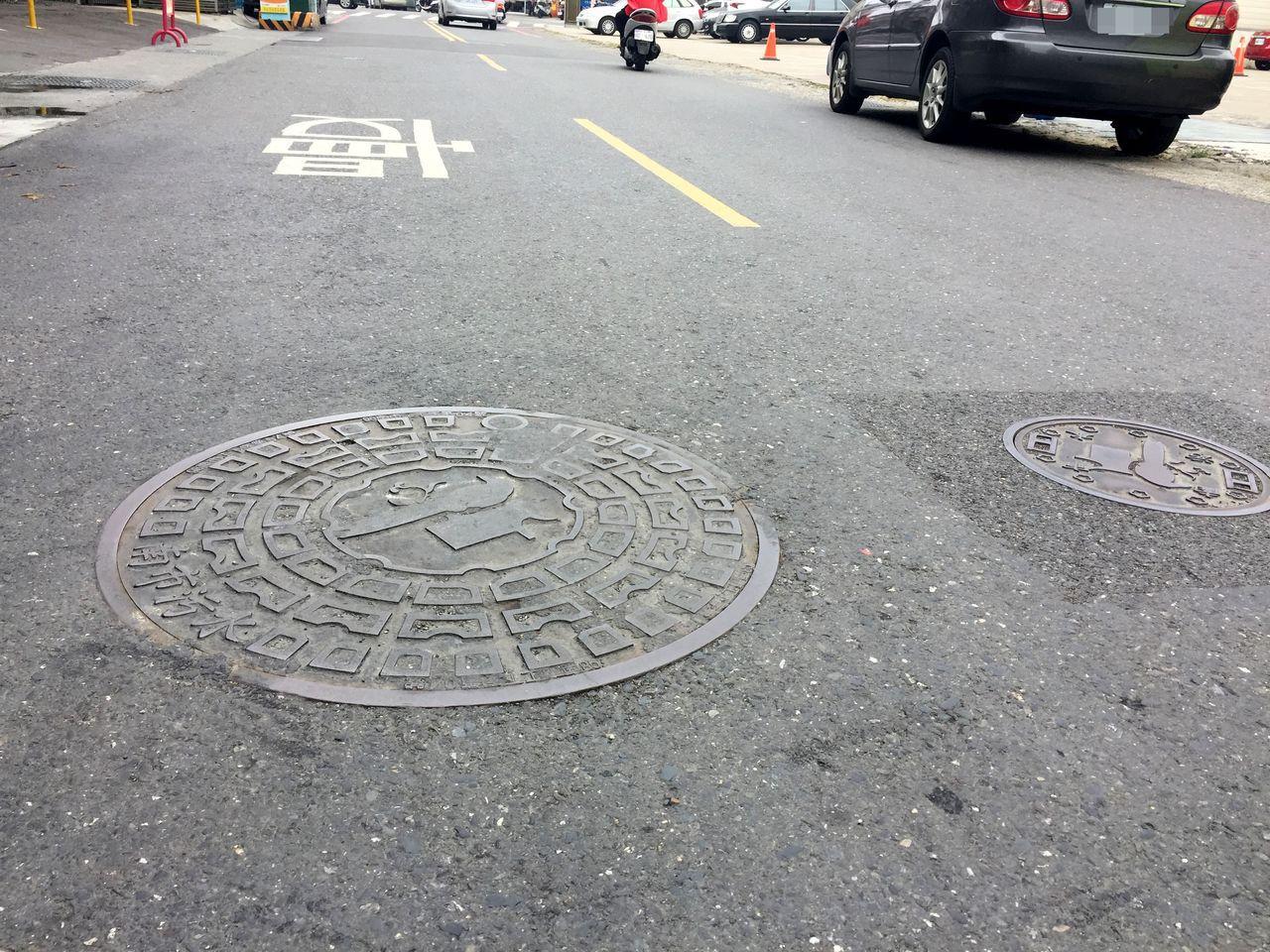 陰井孔蓋管理疏失釀車損 台南水利局判賠36萬