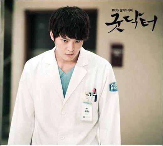 韓國原版「Good Doctor善良醫生」由周元主演。圖/摘自韓星網