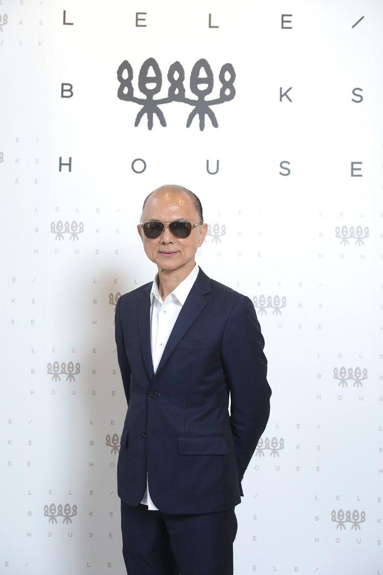 Jimmy Choo周仰杰首度來台舉辦展覽。圖/樂樂書屋提供