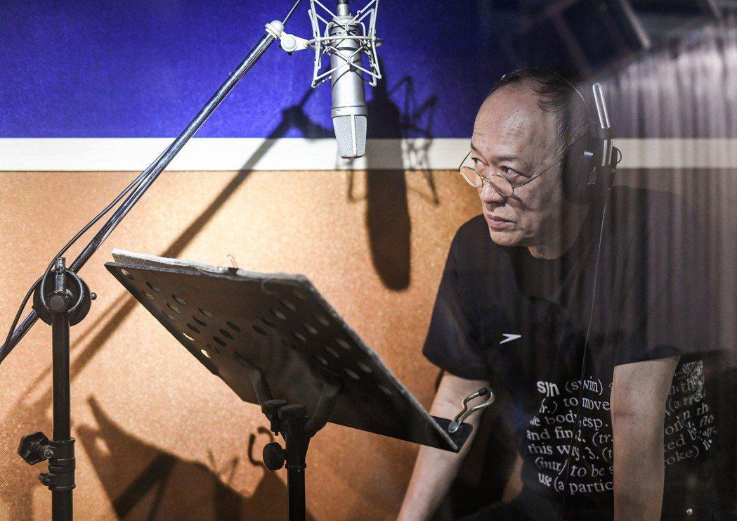 演技大師金士傑將擔任本屆金馬獎典禮入圍獎項片段的配音。圖/金馬執委會提供