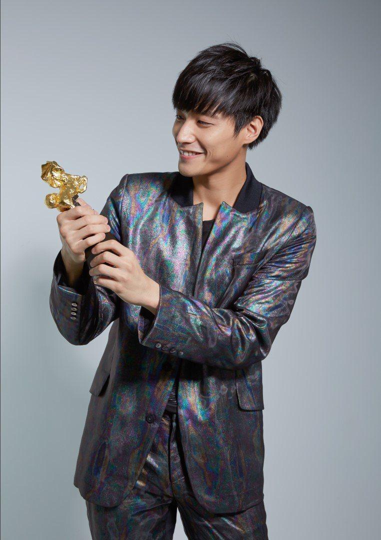 「紅樓夢」影星陳彥名將為金馬獎頒獎典禮擔任遞獎人。圖/金馬執委會提供