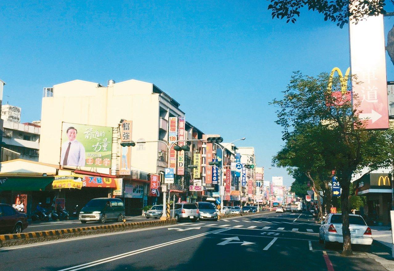 台南東區獲南科上班族青睞,今年房價上漲7%。 有巢氏房屋/提供