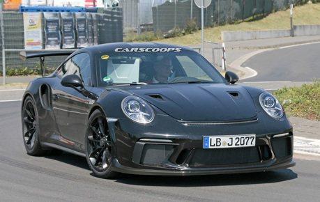 新世代Porsche 911 GT3 RS不提供手排變速箱