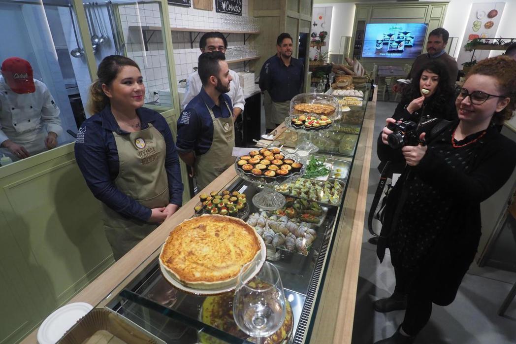 義大利美食主題樂園「FICO Eataly World」下周開幕,遊客可品嘗各式...