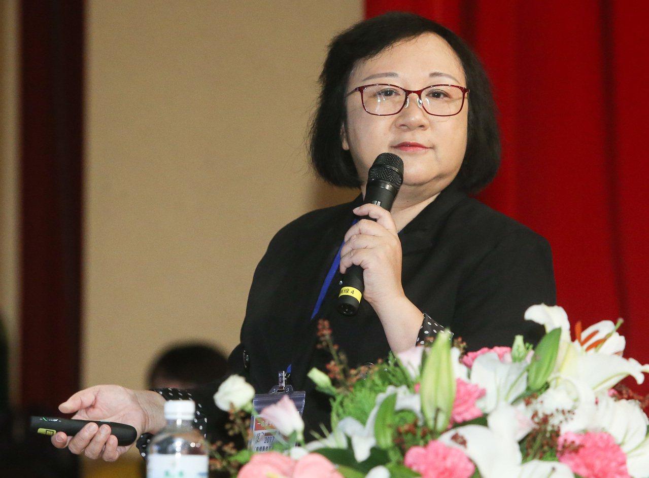 香港園藝治療協會會長馮婉儀。記者黃威彬/攝影