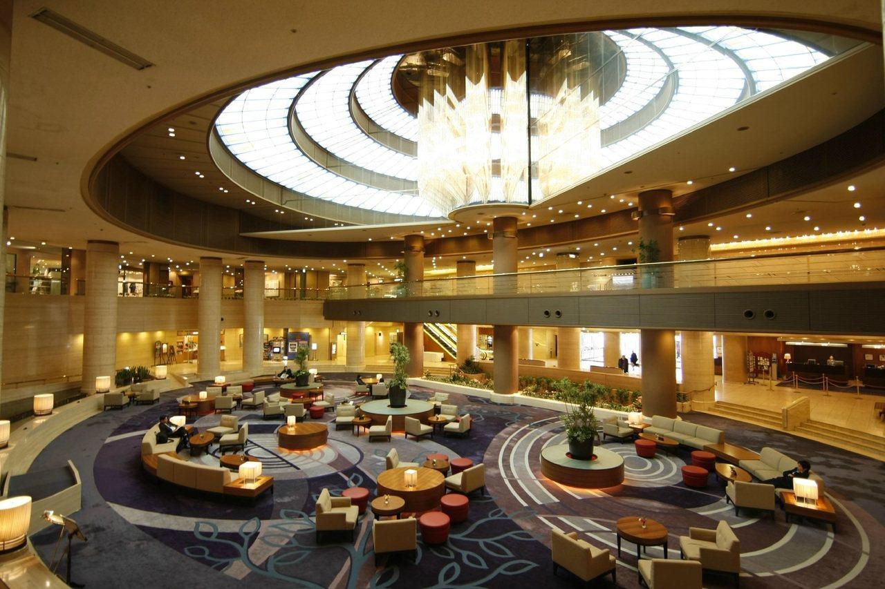 神戶波多比亞飯店Kobe Portopia Hotel。圖/TripAdviso...