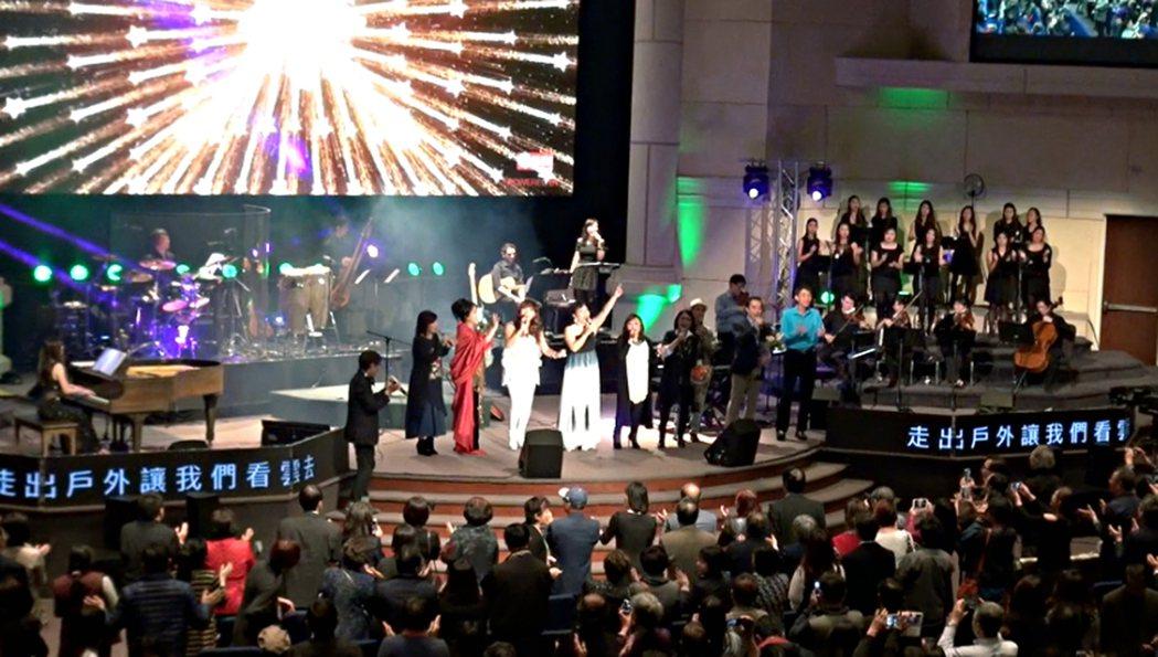 齊豫和鄭怡等歌手齊聚矽谷幫助特殊兒童籌款,3屆金韻獎冠軍陳明韶、齊豫、王海玲齊聚