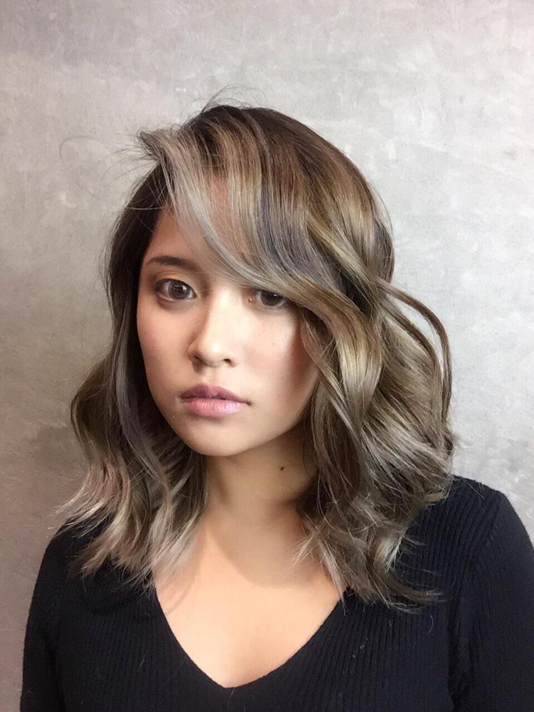 髮型創作/潘。圖/HairMap美髮地圖提供