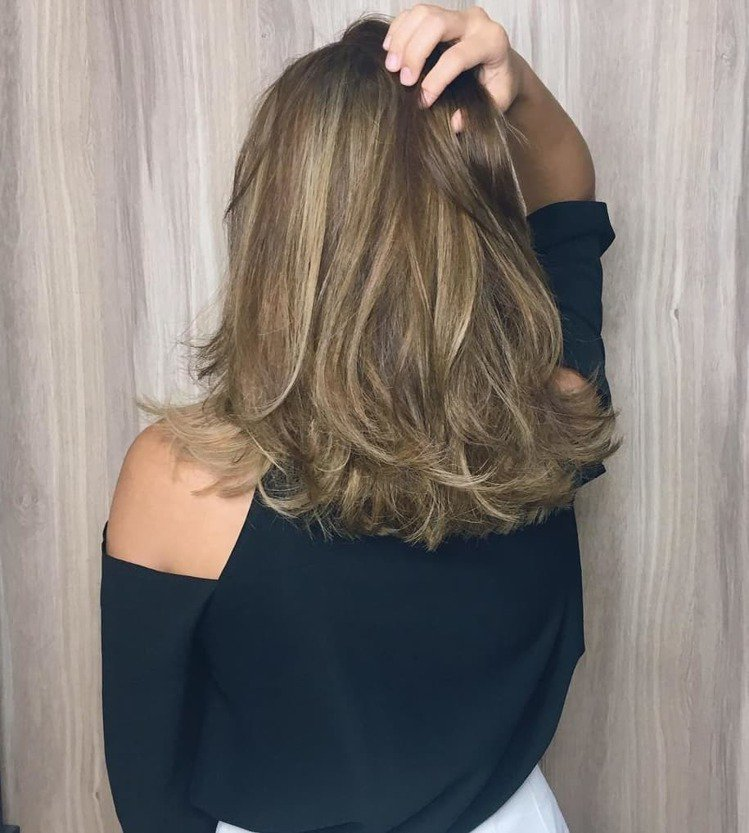 髮型創作/Daimei岱眉。圖/HairMap美髮地圖提供