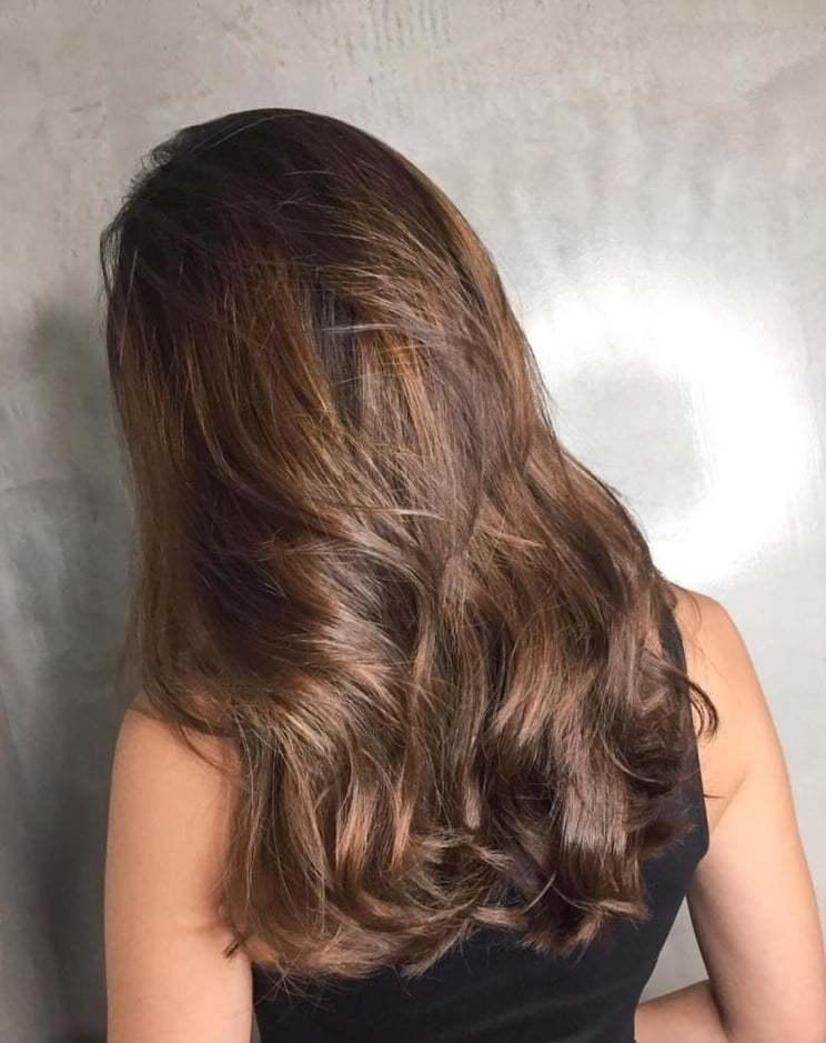 髮型創作/Mayko。圖/HairMap美髮地圖提供