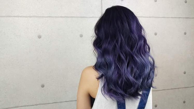 髮型創作/珮珮。圖/HairMap美髮地圖提供
