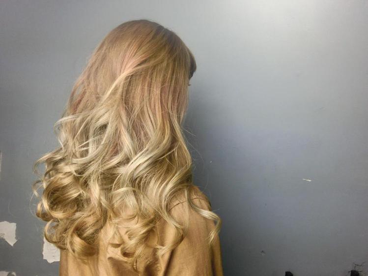髮型創作/跩烏龜。圖/HairMap美髮地圖提供