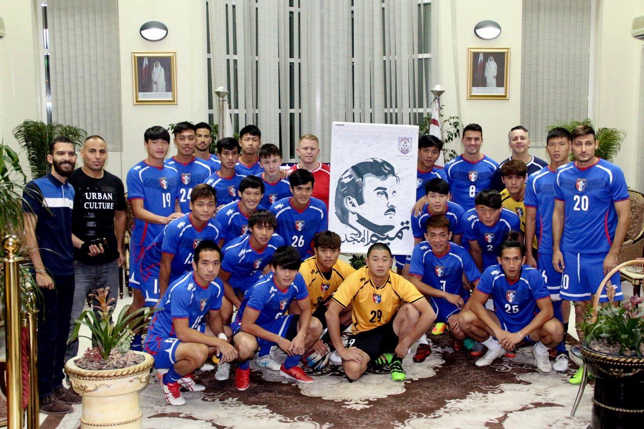 中華民國足球協會今天召開理監事會議,針對協會章程變更提出討論。 圖/由中華民國足...