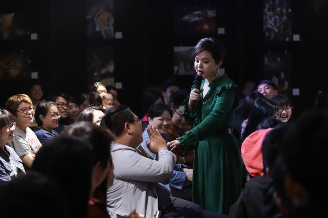 劉思涵光棍節舉辦音樂會。圖/種子提供