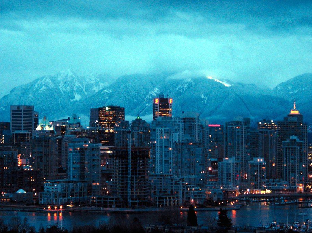 北美洲當地居民最負擔不起購屋的54個城市排行榜,加拿大溫哥華拔得頭籌。(路透)